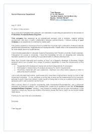 Software Engineer Cover Letter Resume Cv Cover Letter