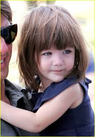 Hoping We Can Give Madeline Some Suri Cruise Style Bangs When Her