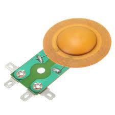 <b>25.5mm Horn</b> Treble Film Resin Membrane Drive Head Tweeter ...