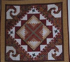 180 best Debbie MUMM Quilts etc images on Pinterest | Patchwork ... & My fall lap quilt - I found the pattern in a Debbie Mumm book Adamdwight.com