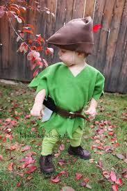 boy peter pan diy costume idea