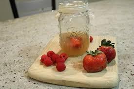 trap the flies with apple cider vinegar fruit flies