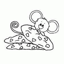 Small Picture Coloring Page If You Give A Mouse A Cookie Coloring Pages