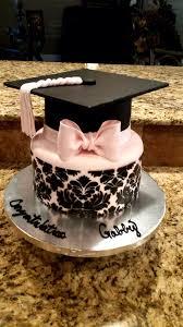 Damask Graduation Cake Graduation Party In 2019 Cake
