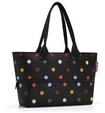 <b>Сумка reisenthel Shopper</b> E1 RJ7009 dots, текстиль — купить по ...