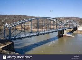 Timber Cantilever Bridge Design Historic Truss Bridge Stock Photos Historic Truss Bridge