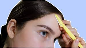 how to remove peach fuzz baby hairs