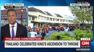 CNN International - Thailand's new King parades through the streets of  Bangkok