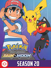 Pokémon: The Series Sun and Moon Season 20 Poster : The Pokémon Company  International : Free Download, Borrow, and Streaming : Internet Archive