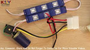 Make A Strobe Light With Relay How To Make A Police Strobe Light