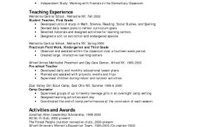 Preschool Teacher Assistant Job Description Resume New Preschool