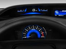 2012 Honda Civic Gauges Interior Photo | Automotive.com