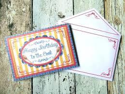 Fresh Print At Home Birthday Cards Or Print At Home Birthday Cards