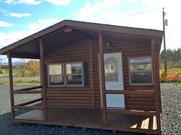 Small Scale Homes Wood Tex Adirondack Cabin Front Of ~ idolza