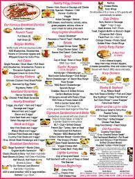 kozy kitchen menu north bend