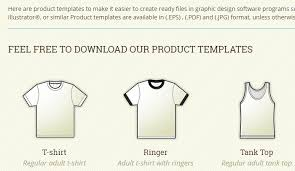 Free Graphic Design Software For T Shirts Great Indesign T Shirt Template Af Templates