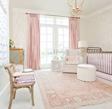 Stephanie Thill's Traditional Pink and White Nursery - Project Nursery