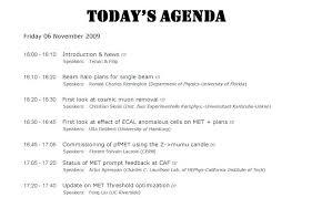 Sample Of Agenda Sample Agenda Meeting Templates Formal Template Picture