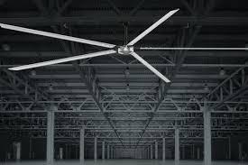 hunter industrial titan 18 industrial 220v single phase indoor anodized aluminum hvls ceiling fan