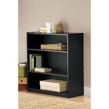 mainstays 3 piece home office bundle black. mainstays 3shelf bookcase black 3 piece home office bundle