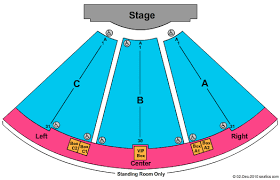 Pompano Beach Amphitheatre Seating Chart