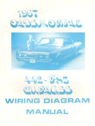 oldsmobile 1967 f85 442 amp cutlass wiring diagram this listing is for one brand new 1967 oldsmobile f85 442 and cutlass wiring diagram booklet measuring 8 ½ x 11 covering the air conditioner heater
