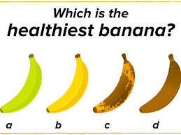 Banana Ripeness Chart Which Is The Healthiest Banana The Times Of India