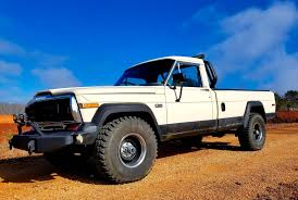 Don't Wait For the New Jeep Pickup. Just Get This '84 J10 • Gear Patrol