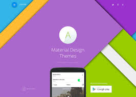 Small Picture 20 Best WordPress Material Design Themes 2017 Colorlib