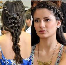 various kinds of womens hairstyles over time