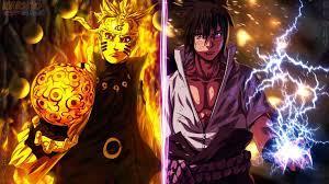 Sasuke and Naruto Wallpapers (64+ ...