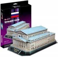 <b>CubicFun</b> Bolshoi <b>Theater</b> C149h (C149h) – купить 3D пазел ...