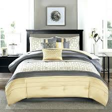 fullsize of joyous tan bedding yellow grey bedding sets grey yellow chevron bedding set king bedding