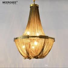chain chandelier french empire bronze color post chain illumination hanging lamp for living room hotel cafe large chandelier chandelier candle covers