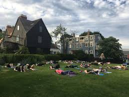 2018 06 20 Solstice Yoga With Rebel Yell Yoga 3 The House Of The