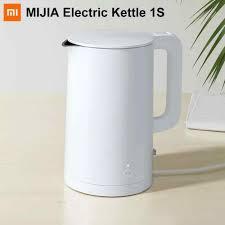 2020 Xiaomi Mijia Điện 1S Thông Minh Hằng Số Điều Khiển Nhiệt Độ 55 ℃ Bếp  Nước Ấm Siêu Tốc Samovar 1.7L Nhiệt Ấm Trà|Điều khiển từ xa thông minh