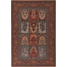 timeless treasures vintage baktiari burdy 8 ft x 11 ft area rug