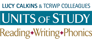 Units Of Study Reading Writing Classroom Libraries By Lucy Calkins