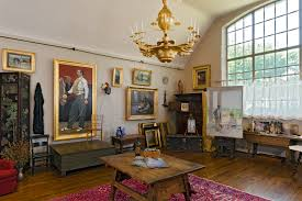 Home Art Studio Belmont Gari Melchers Home And Art Studio In Virginia Huffpost