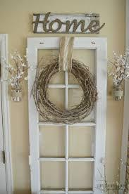 Old Door Decorating 1000 Ideas About Old Door Decor On Pinterest Door Picture Frame