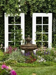 creative of old door garden decor dishfunctional designs new takes on old doors salvaged doors