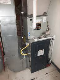 Trane Xr95 Pilot Light Furnace And Air Conditioning Repair In La Salle Co