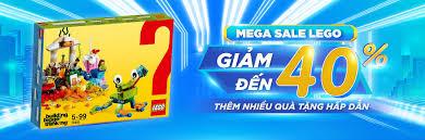 Mua online Đồ chơi LEGO giá cực tốt