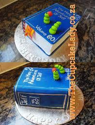 A Book Cake