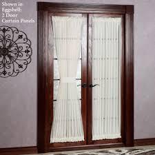 Window Treatments Metal Doors Patio Door Curtain Panels Touch Of Class