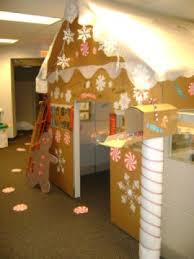 holiday decorations for the office. Decorate Office Cubicles, Holiday Decor Decorations For The