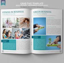 Sample Business Newsletter Impressive Denz 48 Business Newsletter Template Modern Design On Behance 48