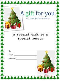 Printable Christmas Gift Tag Template Word