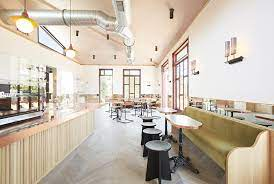 Order coffee online from verve coffee roasters. Verve Coffee S New West Hollywood Space Cool Hunting