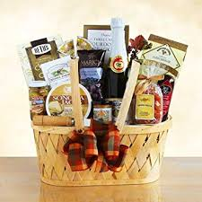 napa valley thanksgiving gift basket